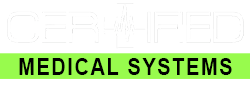 Certified Medical Systems Logo