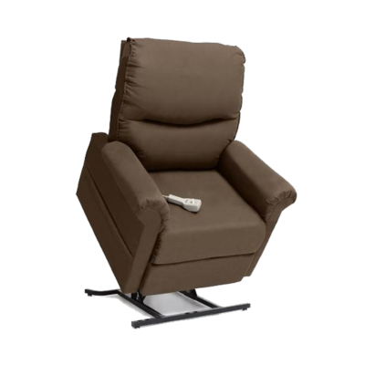 Suede LC105 Lift Chair